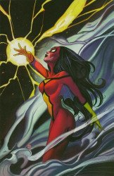 Marvel Comics's Spider-Woman Issue # 5t