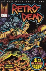 Blazer Unlimited's Retro-Dead Issue # 1