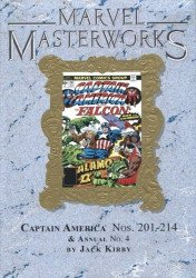 Marvel Comics's Marvel Masterworks: Captain America Hard Cover # 11b
