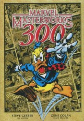 Marvel Comics's Marvel Masterworks: Howard the Duck Hard Cover # 1c