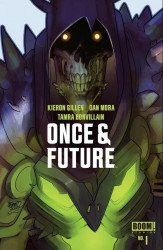 BOOM! Studios's Once & Future Issue # 1f.planet
