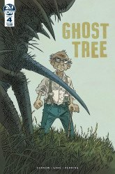 IDW Publishing's Ghost Tree Issue # 4