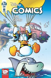 IDW Publishing's Disney Comics & Stories Issue # 8