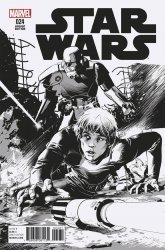 Marvel's Star Wars Issue # 24c