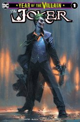 DC Comics's Joker: Year of the Villain Issue # 1bulletproof