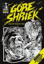 Rough House Publishing's Gore Shriek: Resurrectus Soft Cover # 1