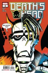 Marvel Comics's Death's Head Issue # 2