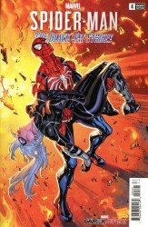 Marvel Comics's Marvel's Spider-Man: Black Cat Strikes Issue # 4b