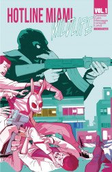Behemoth Entertainment LLC's Hotline Miami: Wildlife TPB # 1