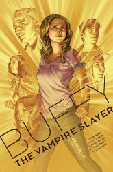 BOOM! Studios's Buffy The Vampire Slayer: Season 11 Hard Cover # 1