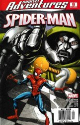 Marvel Comics's Marvel Adventures: Spider-Man Issue # 9b