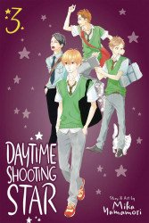 Viz Media's Daytime Shooting Star Soft Cover # 3