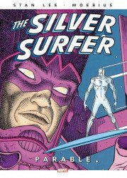 Marvel Comics's Silver Surfer: Parable TPB # 1-2nd print