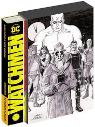 DC Comics's Watchmen: DC Modern Classics Edition Hard Cover # 1
