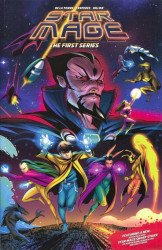IDW Publishing's Star Mage TPB # 1