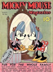 K. K. Publications's Mickey Mouse Magazine Issue # 6