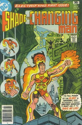Shade, the Changing Man 1 (DC Comics) - ComicBookRealm.com