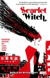 Marvel Comics's Scarlet Witch TPB # 2