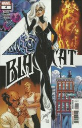 Marvel Comics's Black Cat Issue # 4