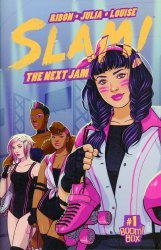 BOOM! Studios's SLAM Next Jam Issue # 1b
