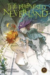 Viz Media's The Promised Neverland Soft Cover # 15