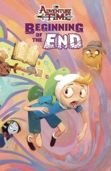KaBOOM!'s Adventure Time: Beginning of the End TPB # 1