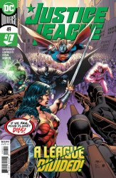 DC Comics's Justice League Issue # 49