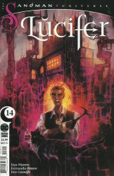 DC Black Label's Lucifer Issue # 14