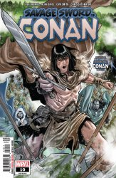 Marvel Comics's Savage Sword Of Conan Issue # 10