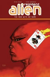 Dark Horse Comics's Resident Alien: The Man with No Name TPB # 1