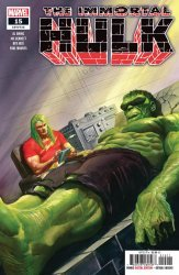 Marvel Comics's The Immortal Hulk  Issue # 15