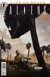 Dark Horse's Aliens: Life and Death Issue # 2