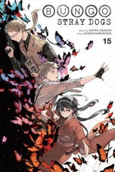 Yen Press's Bungo: Stray Dogs Soft Cover # 15