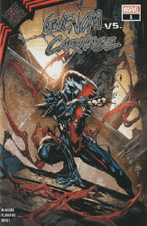 Marvel Comics's King in Black: Gwenom vs Carnage Issue # 1walmart