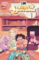 KaBOOM!'s Steven Universe Issue # 18b