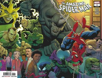 Marvel Comics's Amazing Spider-Man Issue # 1