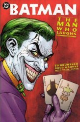 DC Comics's Batman: The Man Who Laughs Soft Cover # 1