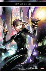 Marvel Comics's Black Widow Issue # 1