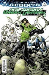 DC Comics's Hal Jordan and the Green Lantern Corps Issue # 15b