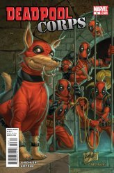 Marvel's Deadpool Corps Issue # 3
