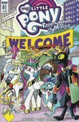 IDW Publishing's My Little Pony: Friendship is Magic Issue # 61