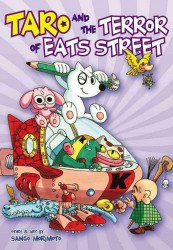 Viz Media's Taro and the Terror of Eats Street Soft Cover # 1