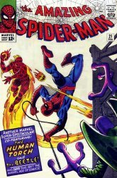 Marvel Comics's The Amazing Spider-Man Issue # 21