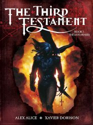 Titan Comics's Third Testament Hard Cover # 1