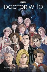 Titan Comics's Doctor Who: 13th Doctor Issue # 0nycc