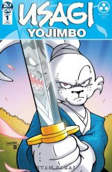 IDW Publishing's Usagi Yojimbo Issue # 1incredible con