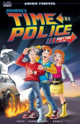 Archie Comics Group's Jughead's Time Police Issue # 2c