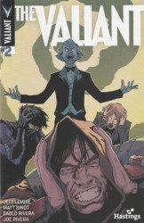 Valiant Entertainment's The Valiant Issue # 2hastings