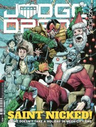 Rebellion's Judge Dredd: Megazine Issue # 403