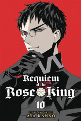 Viz Media's Requiem Of The Rose King Soft Cover # 10